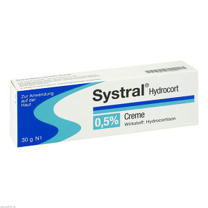 Systral Hydrocort 0.5% Creme